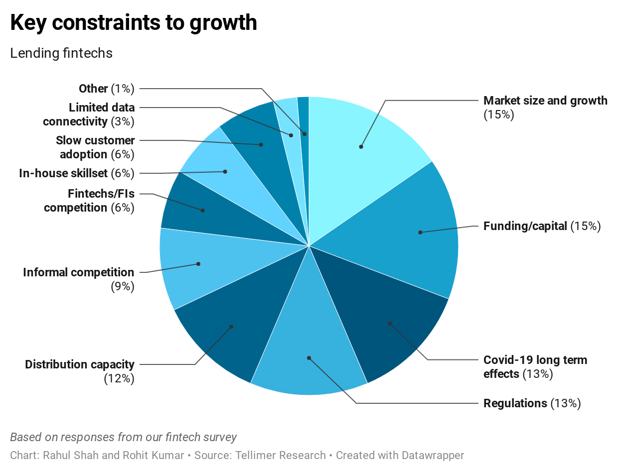 Key constraints to growth