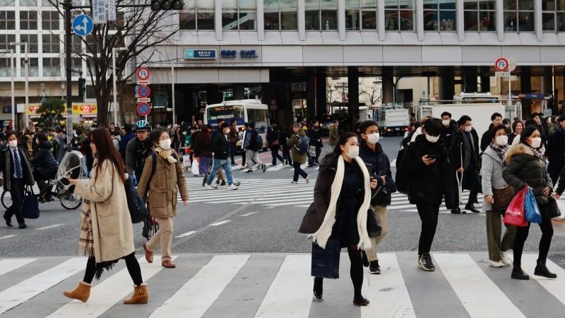 Japan: Riding their luck