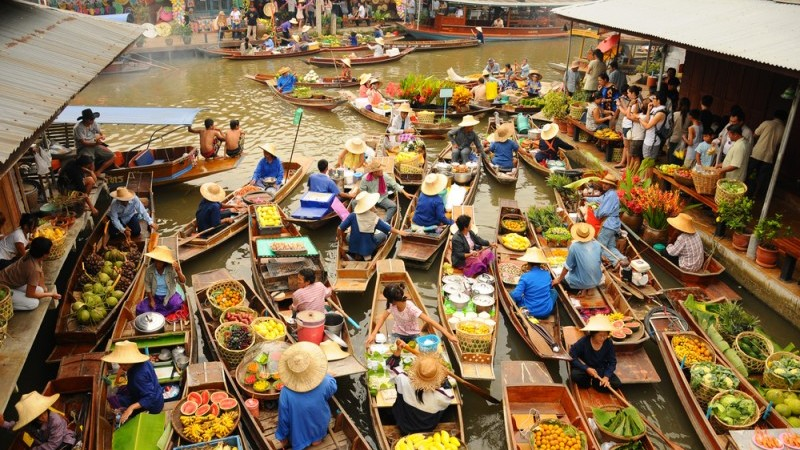 Thailand's external trade ends 2020 on a positive note