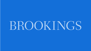Brookings launches the Center for Sustainable Development