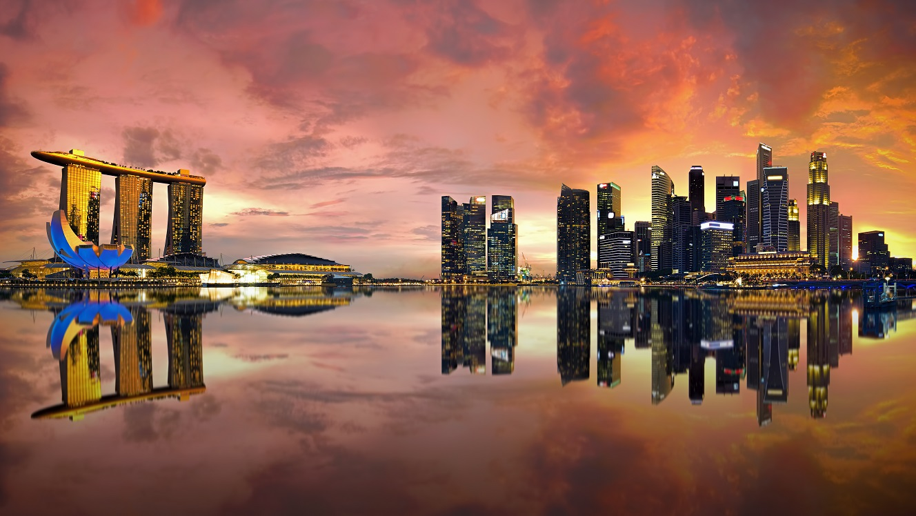 Singapore 2021 Strategy  – Equities in a sweet spot