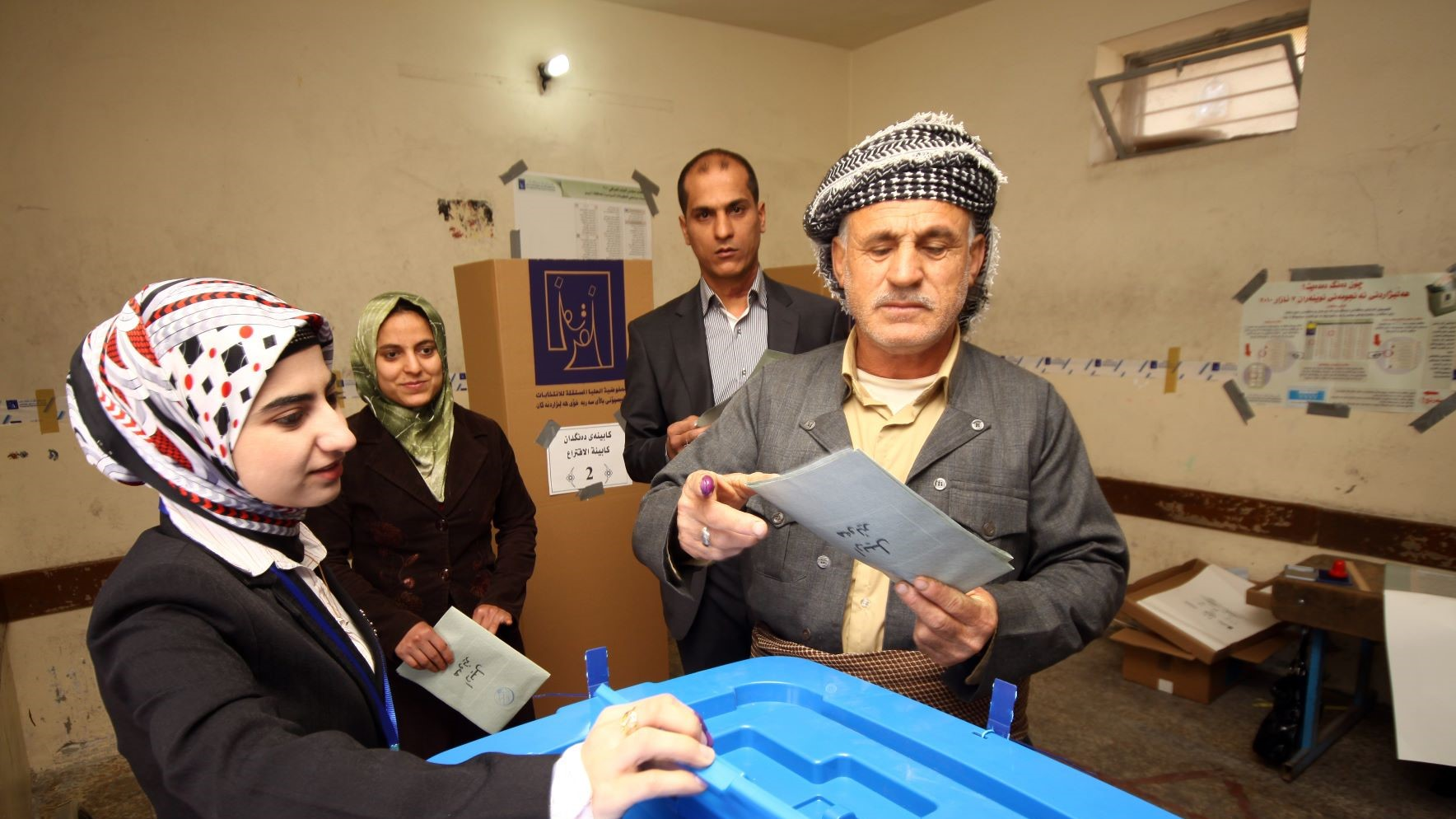 Iraq: Low election turnout, protests may reemerge, Iran and Saudi may not care