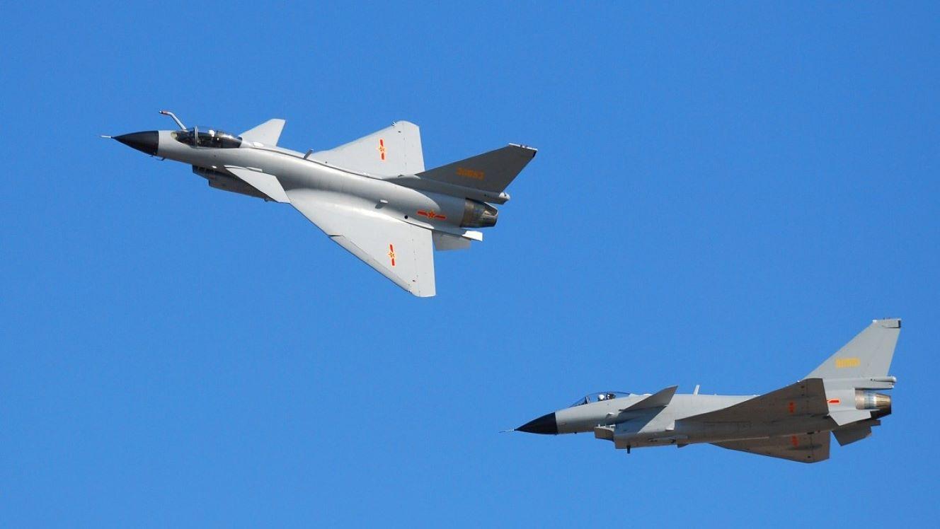 China rattles its sabre in Taiwan