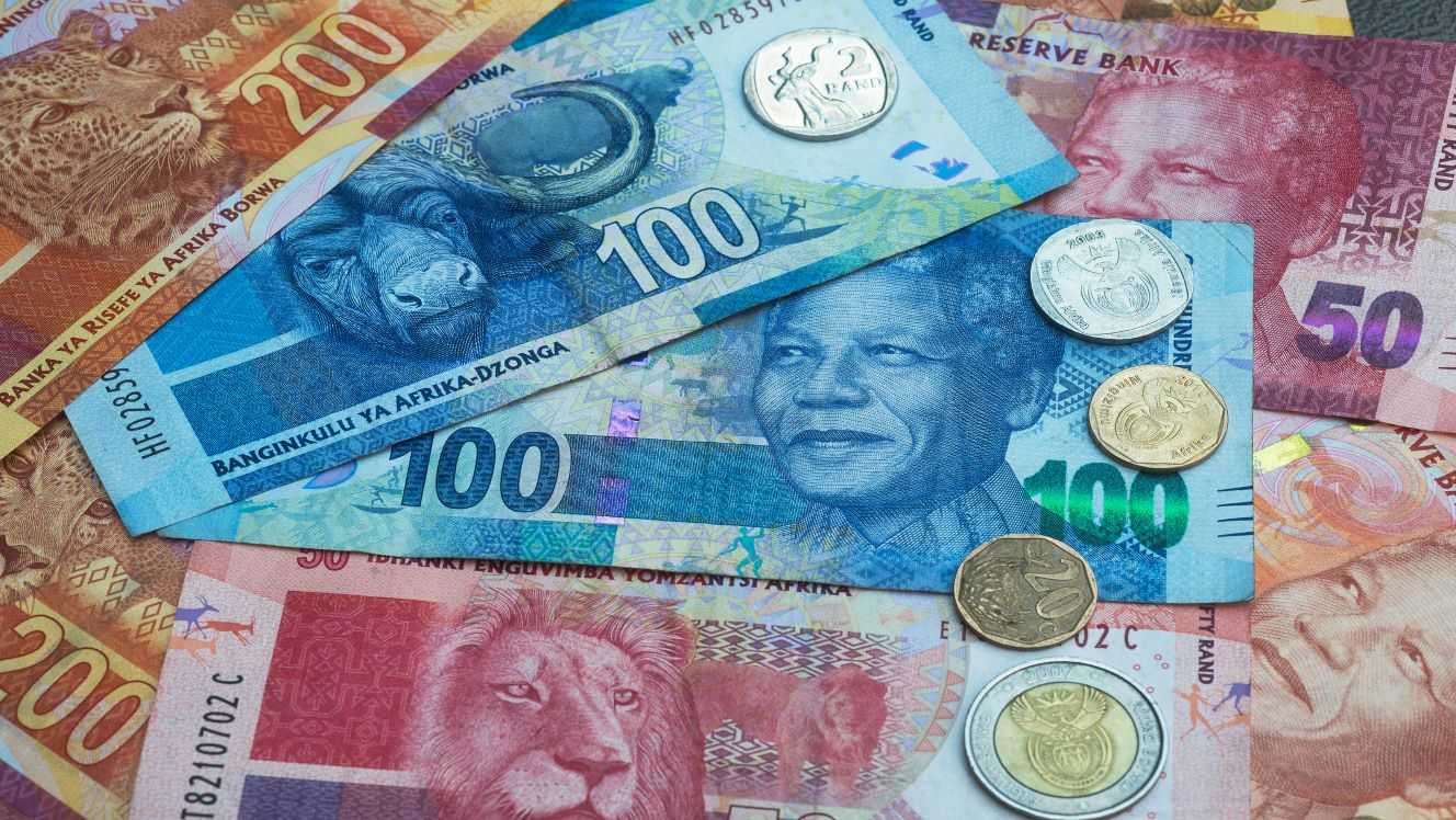 South Africa rand's exchange rate strength builds during Q2