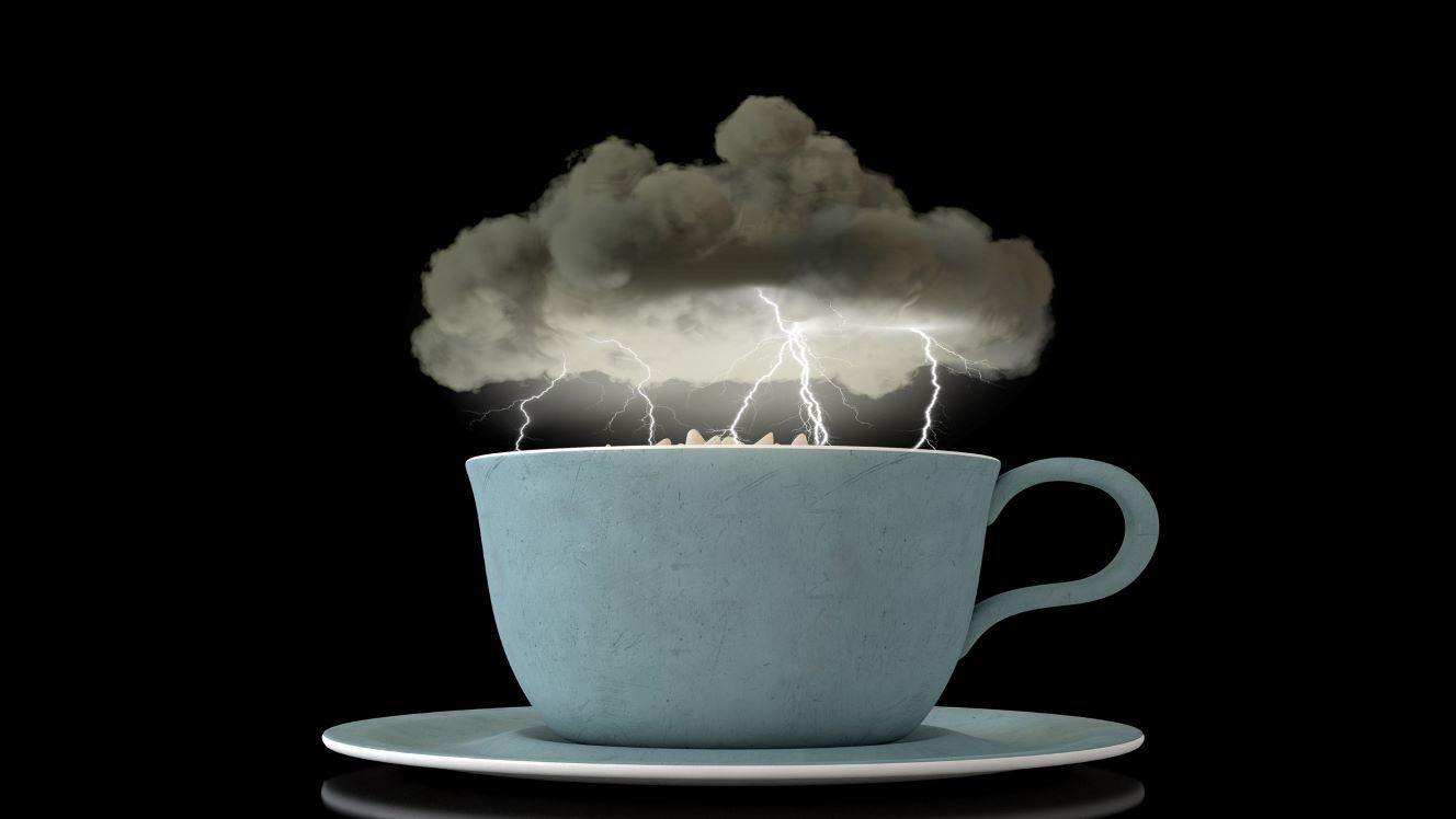 Pakistan political storm in a teacup (again)