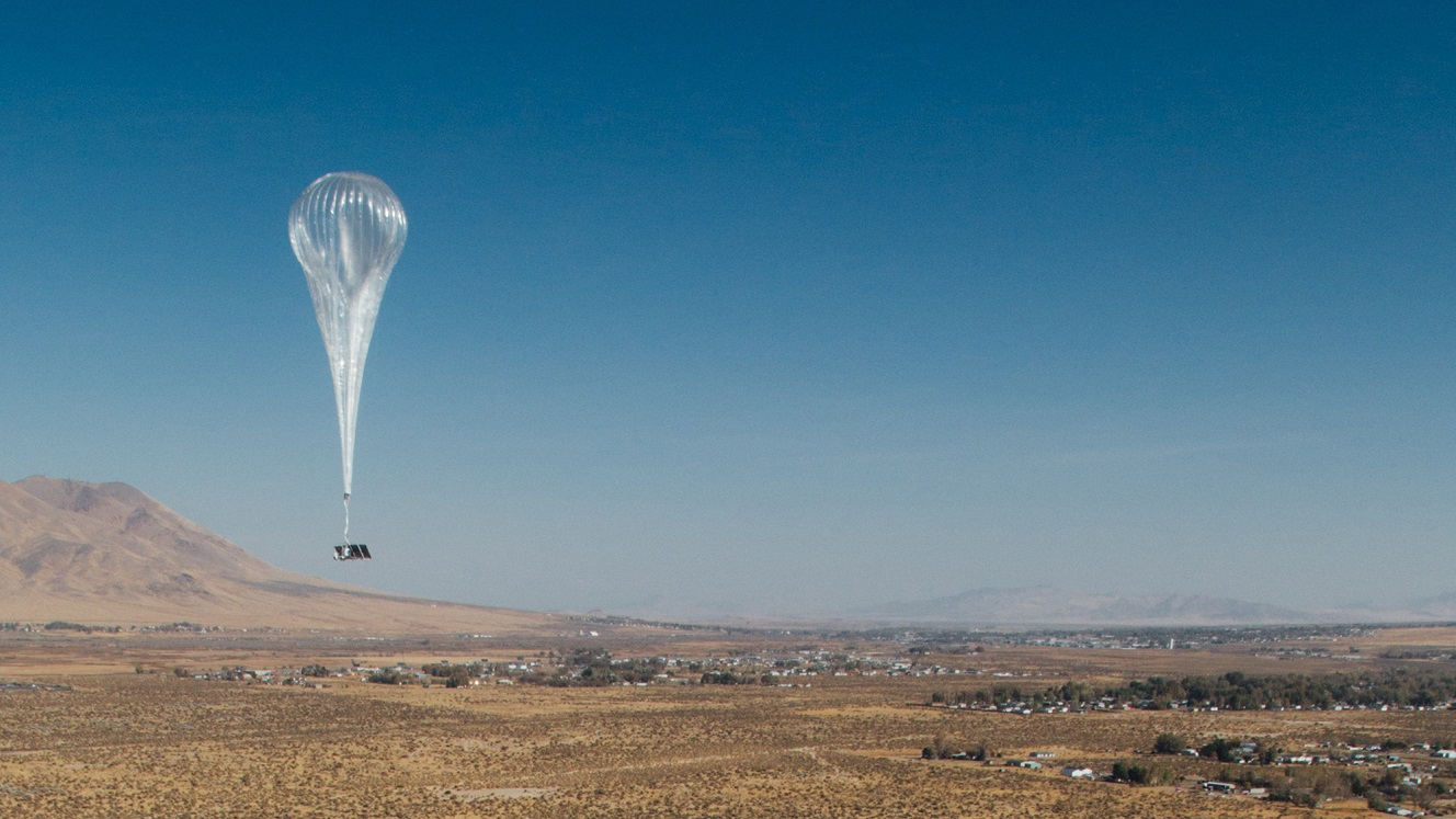 Google Loon in Africa: Better 4G coverage is good, cutting usage gap is better