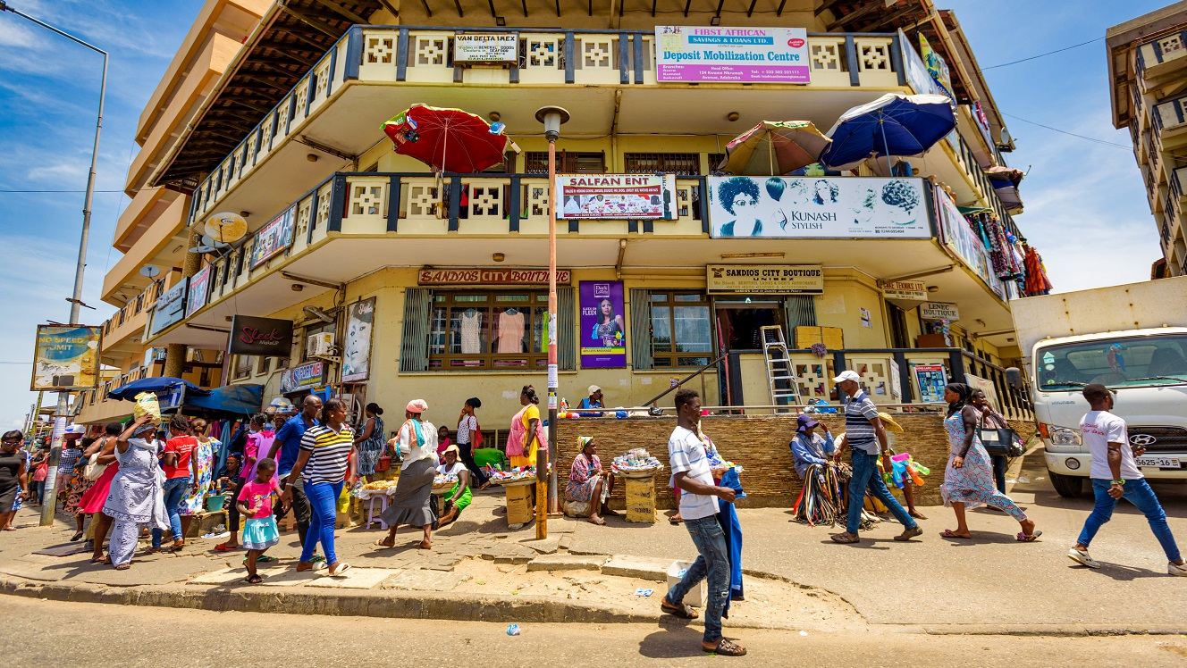 Ghana: Making strides towards a cash-lite economy as mobile money usage soars