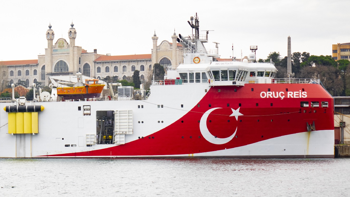 Turkey could join EU's net-zero plan in lieu of gas-hunt in East Mediterranean