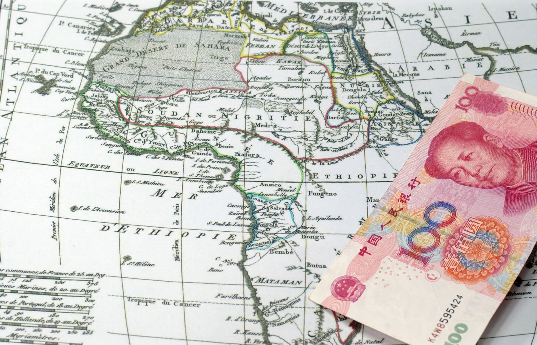 Downside surprise in China's Q3 GDP reading a concern for African countries