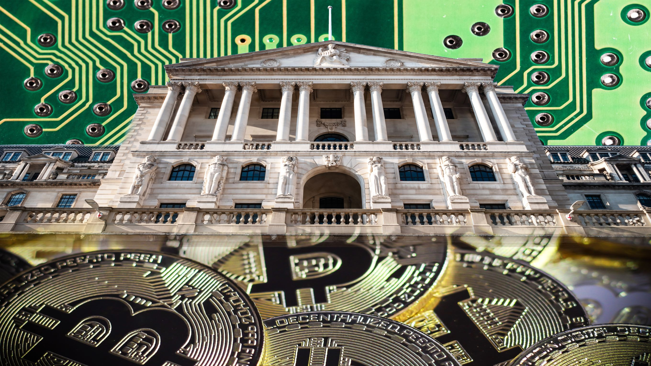 Not all money is currency: EU, China, Ukraine routes to true central bank crypto