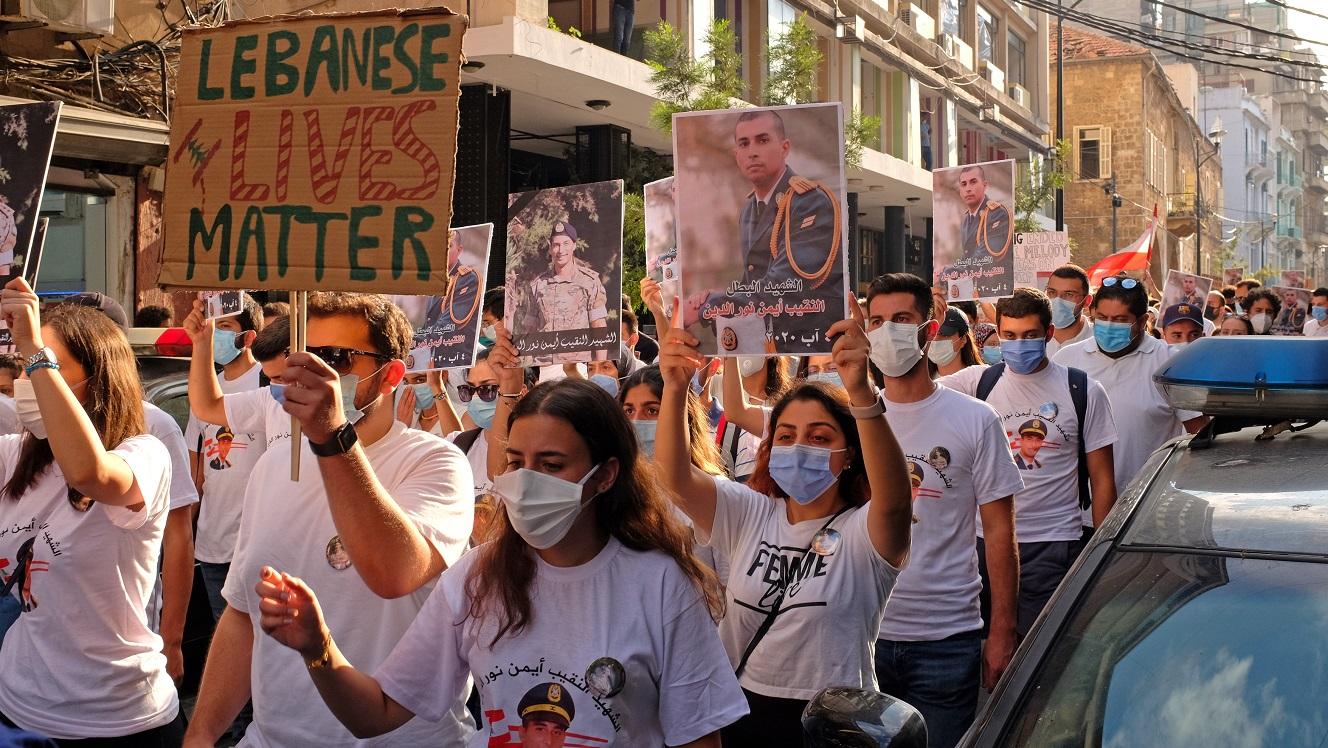 Lebanon's government resigns amid public backlash