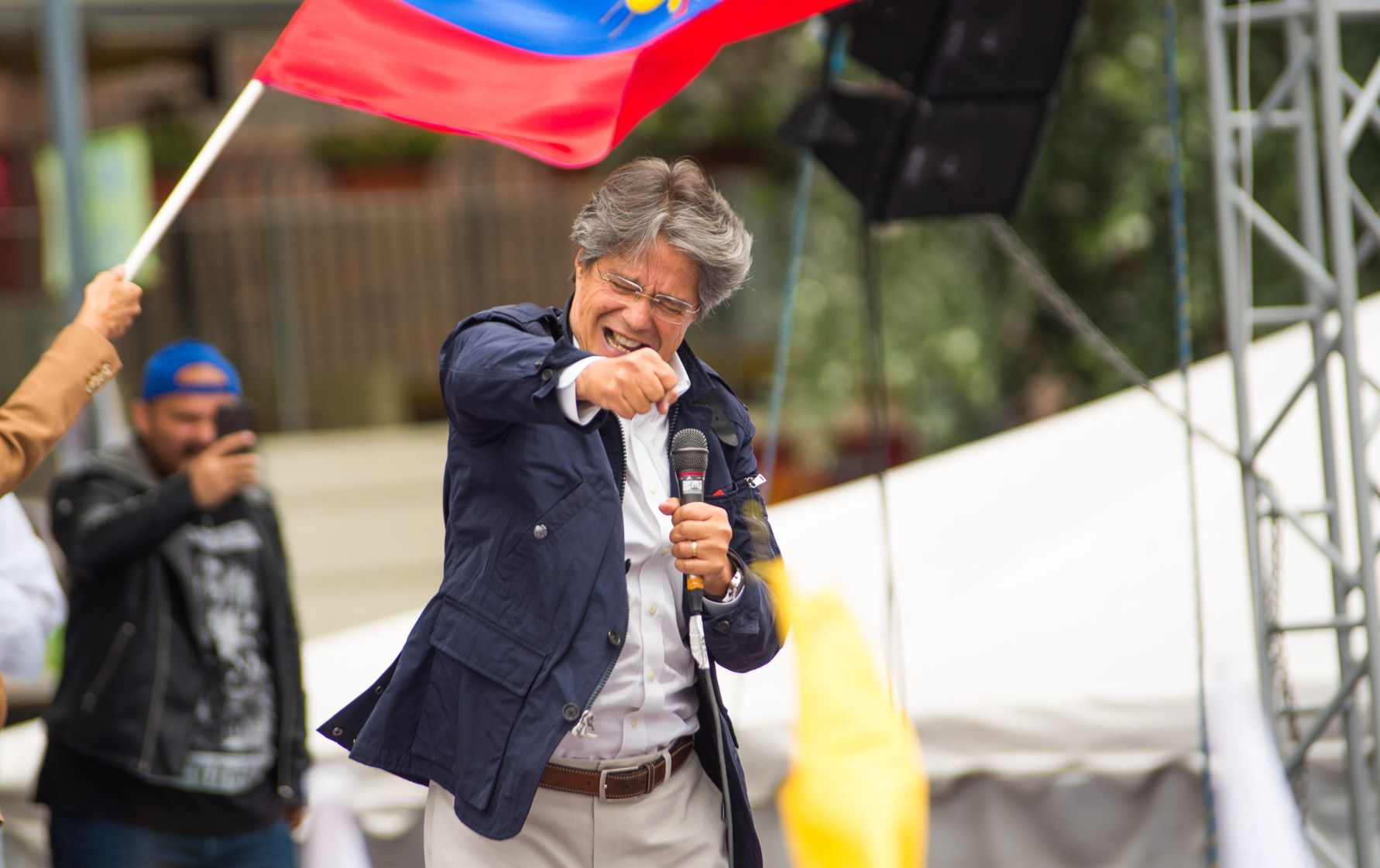 Ecuador presidential election result: Third time lucky for Lasso