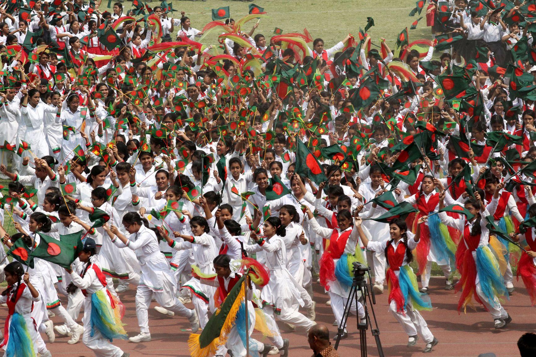 Bangladesh: 5 charts to mark 50 years of independence