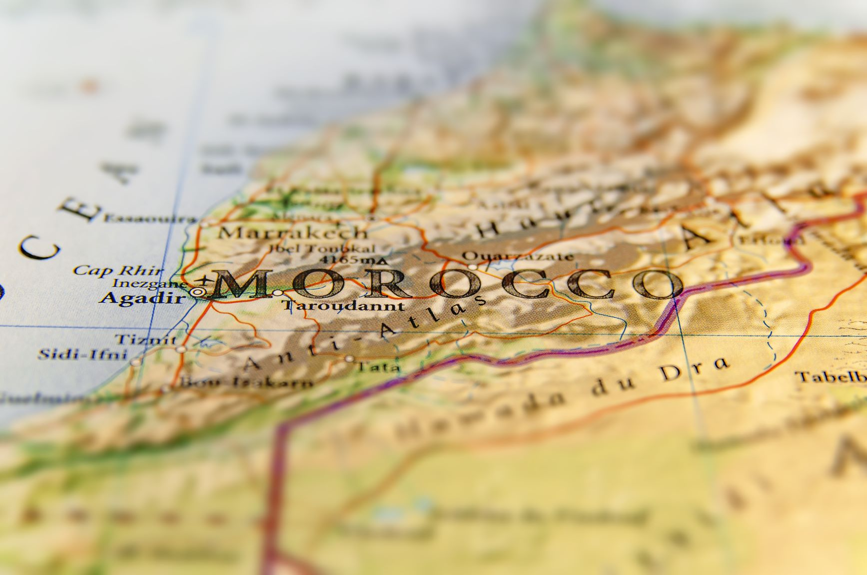 Morocco Polisario conflict a fiscal and diplomatic risk for Africa's steady eddy