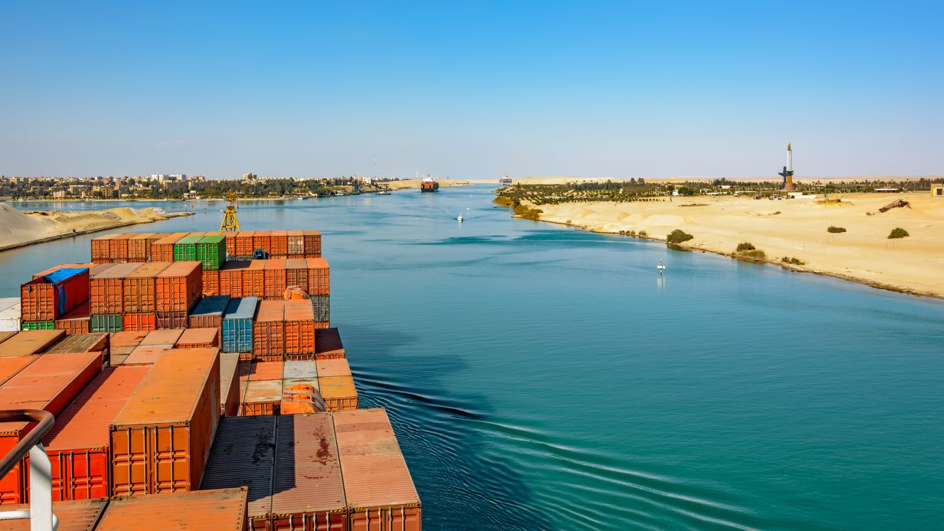 Suez Canal blocked: 7 charts on impact on Oil & Gas, Food & Fertilizer, Egypt