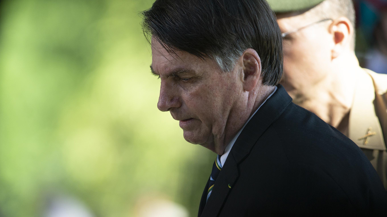 Bolsonaro unites Brazil opposition