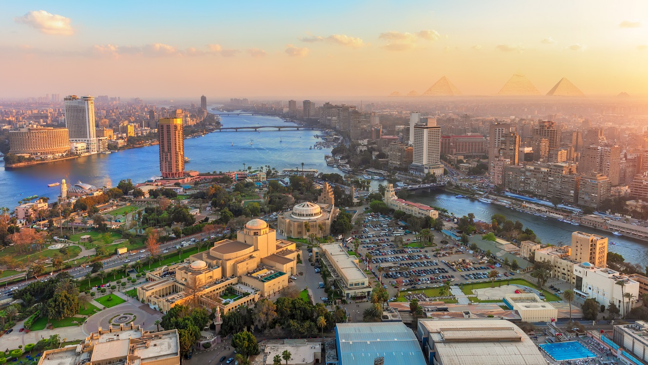 Egypt: Upgrade to Buy after selloff