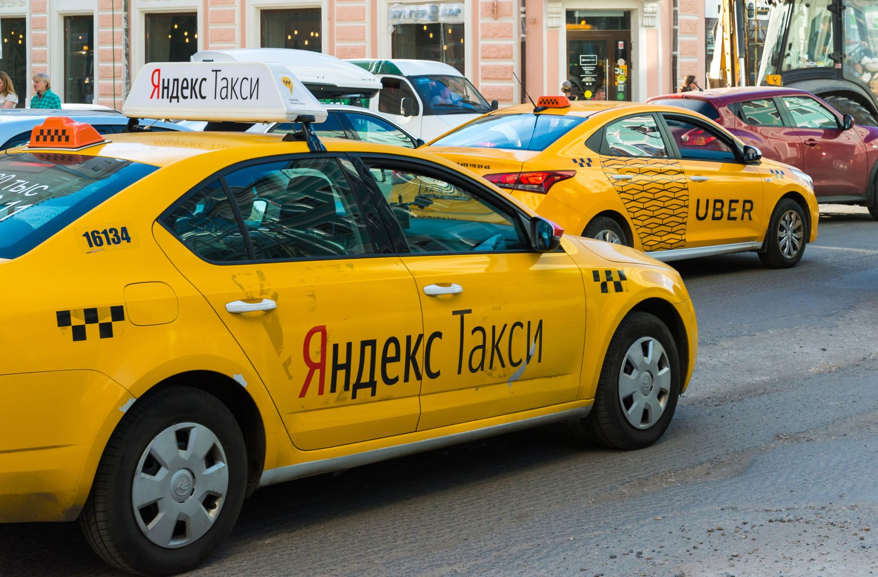 Yandex and Uber to reshape e-mobility assets — Neutral