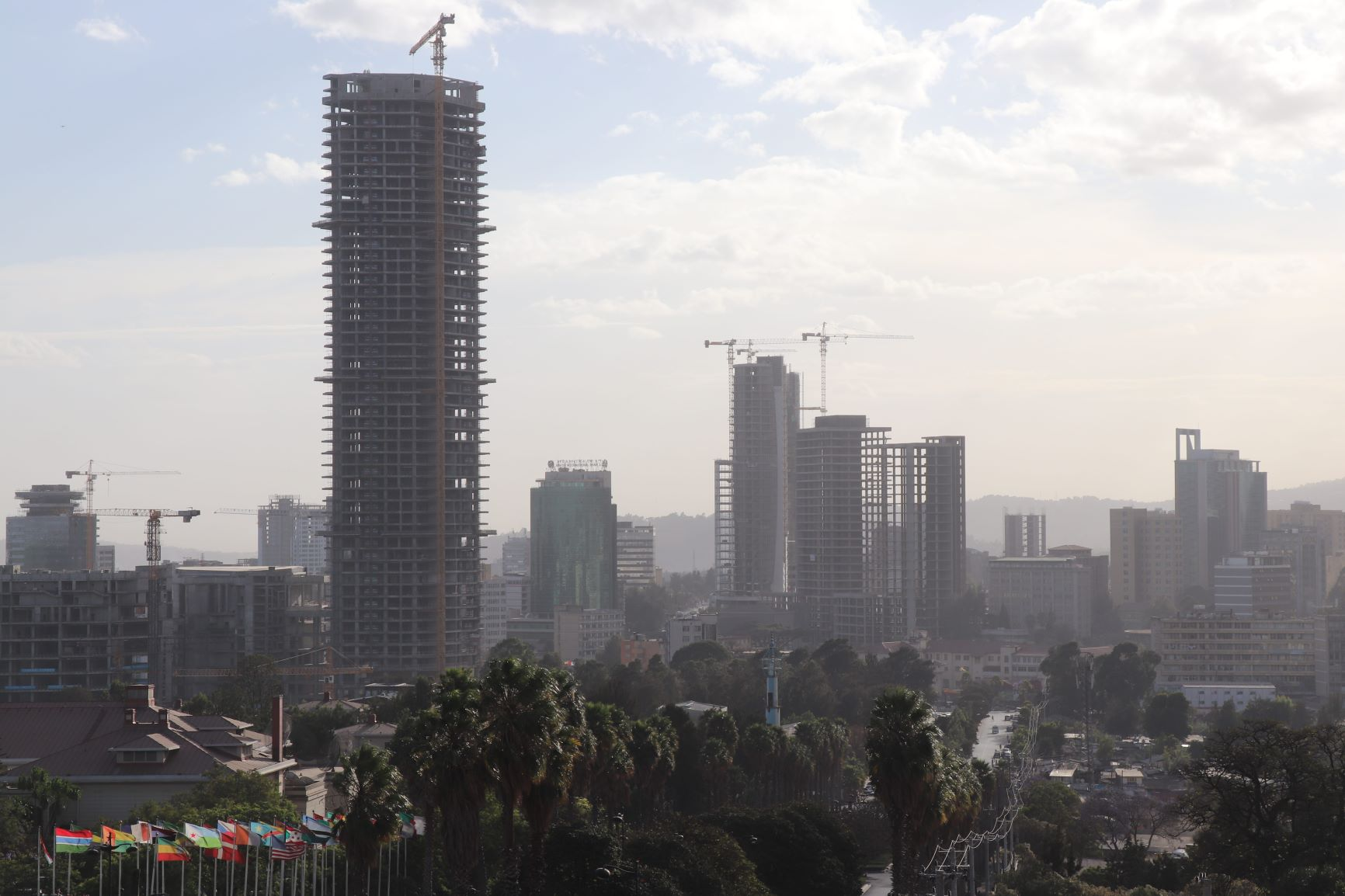 Ethiopia: IMF statement implies private sector involvement can still be avoided