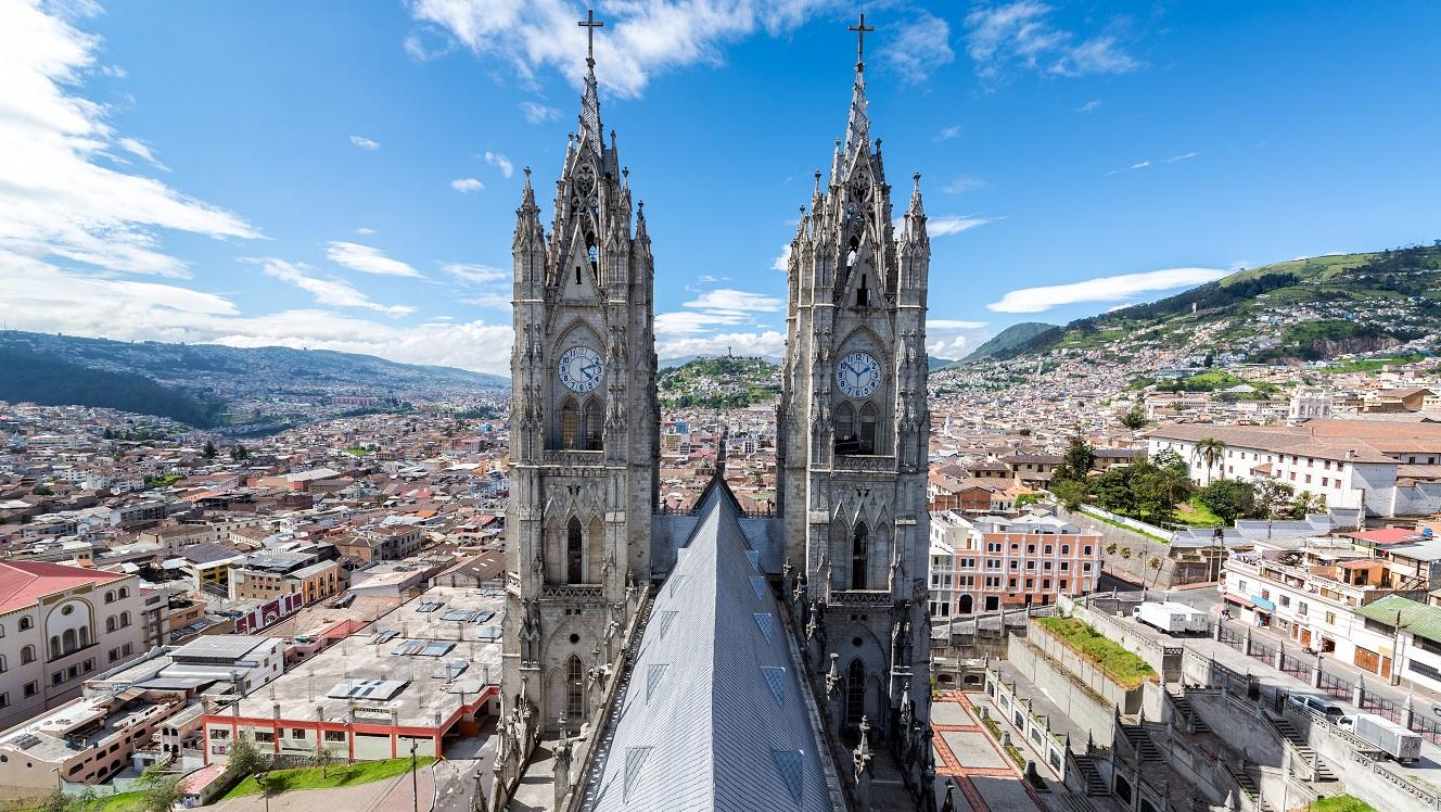 Ecuador: IMF approves programme review as expected