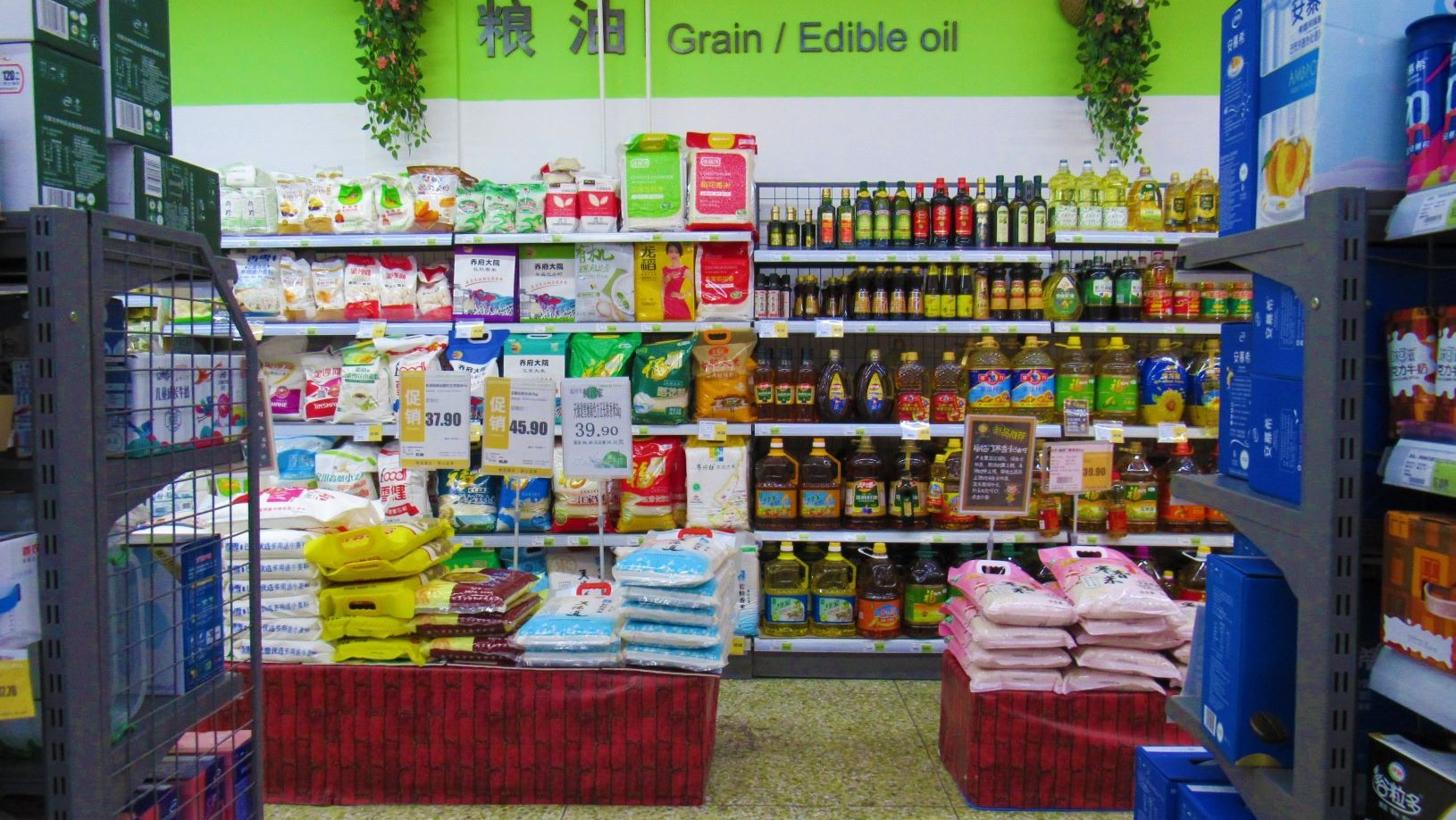 Commodity food prices soften after 12 months of increases