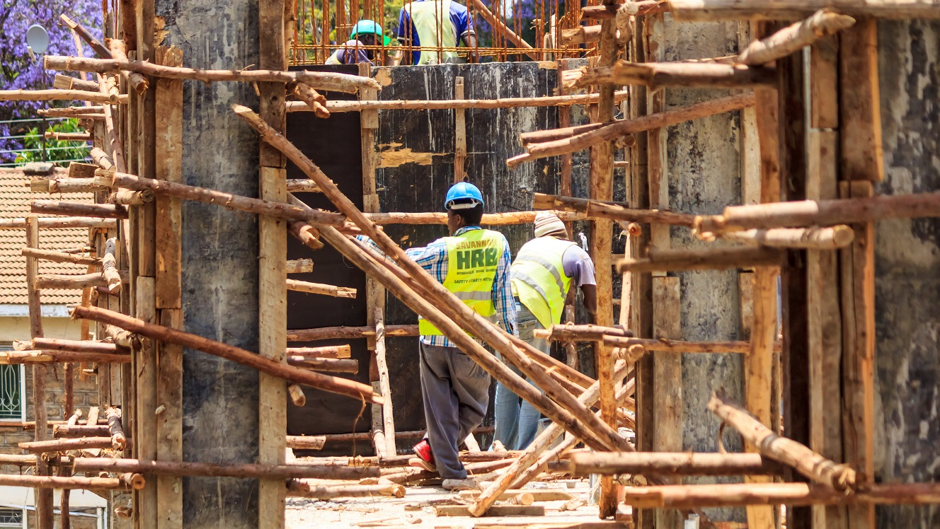 Kenya cement demand up 27% yoy as infrastructure projects take shape