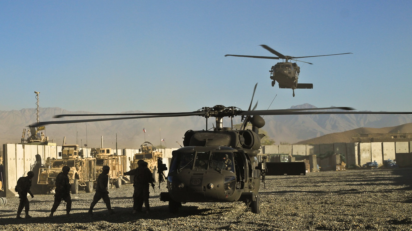 Middle East security risks unchanged by US withdrawal from Afghanistan