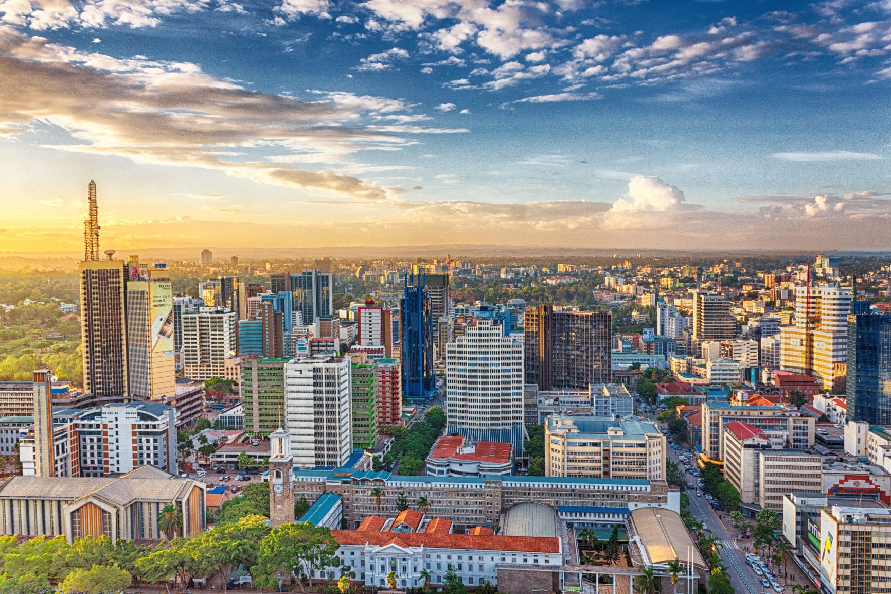 Kenya: First IMF review points to positive reform momentum