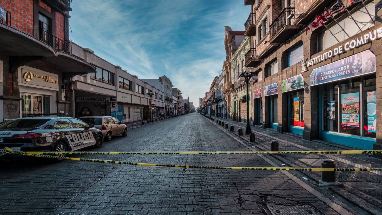 Covid Corruption: Extortion Among Latin America's Security Forces
