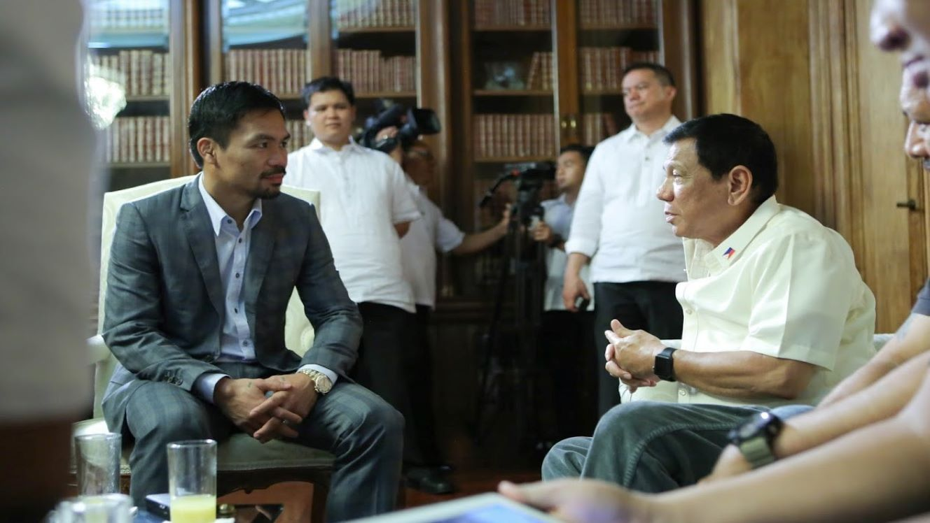 Philippines: Pacquiao enters the ring but vaccines and tourism is the real story