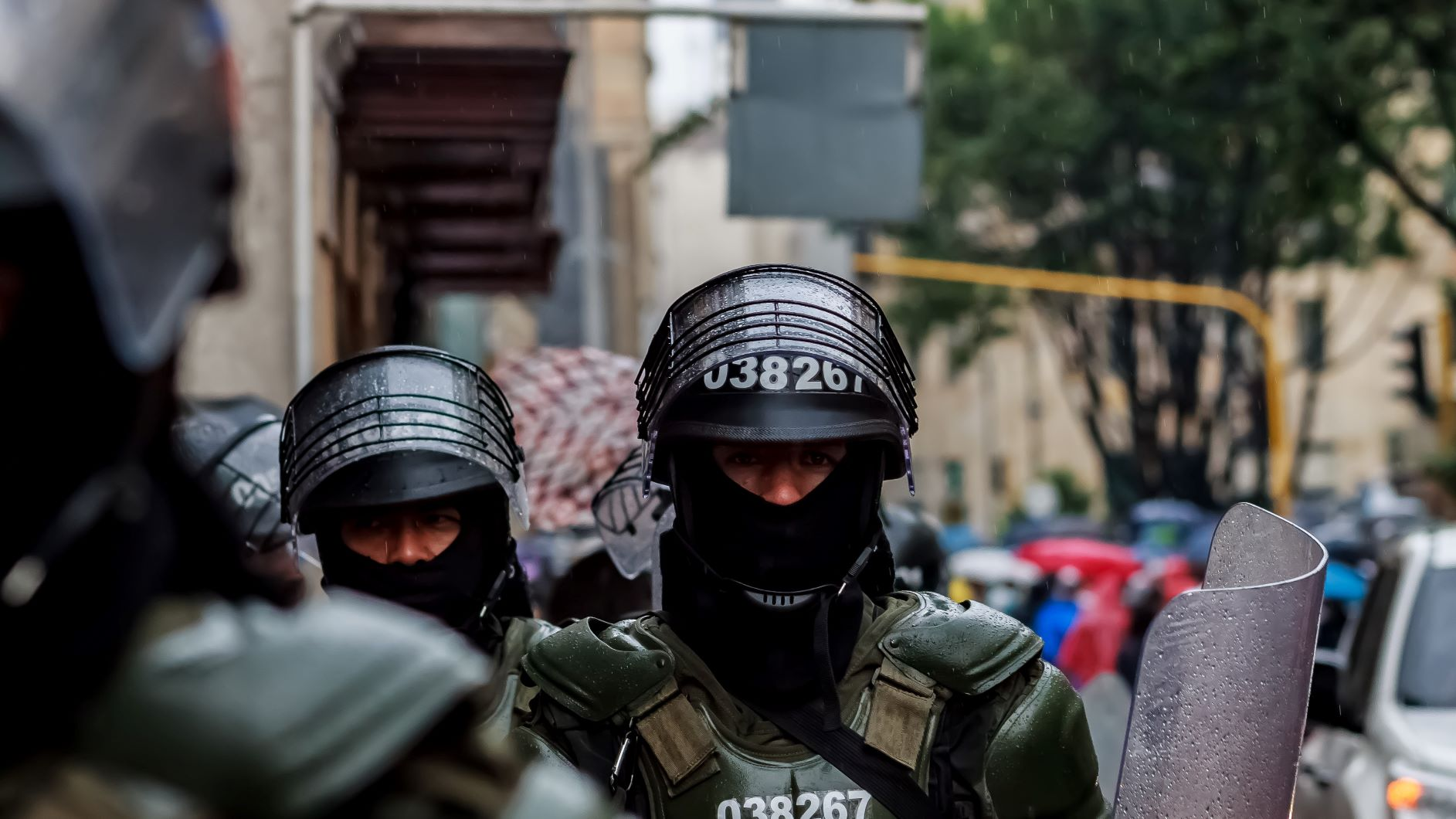 Colombia: Violent protest hotspots and risks