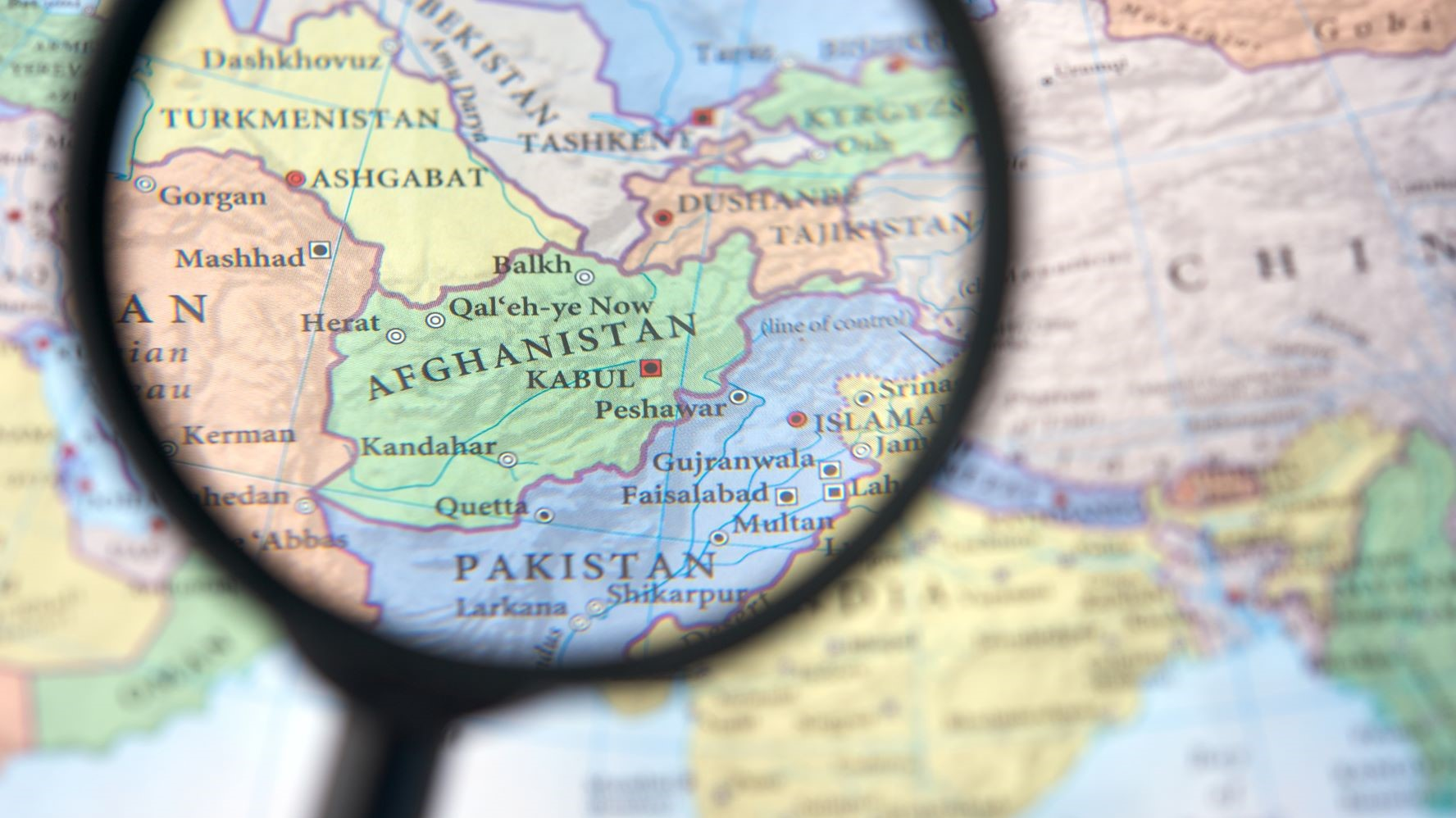 Regional impact of Afghanistan's collapse – initial thoughts
