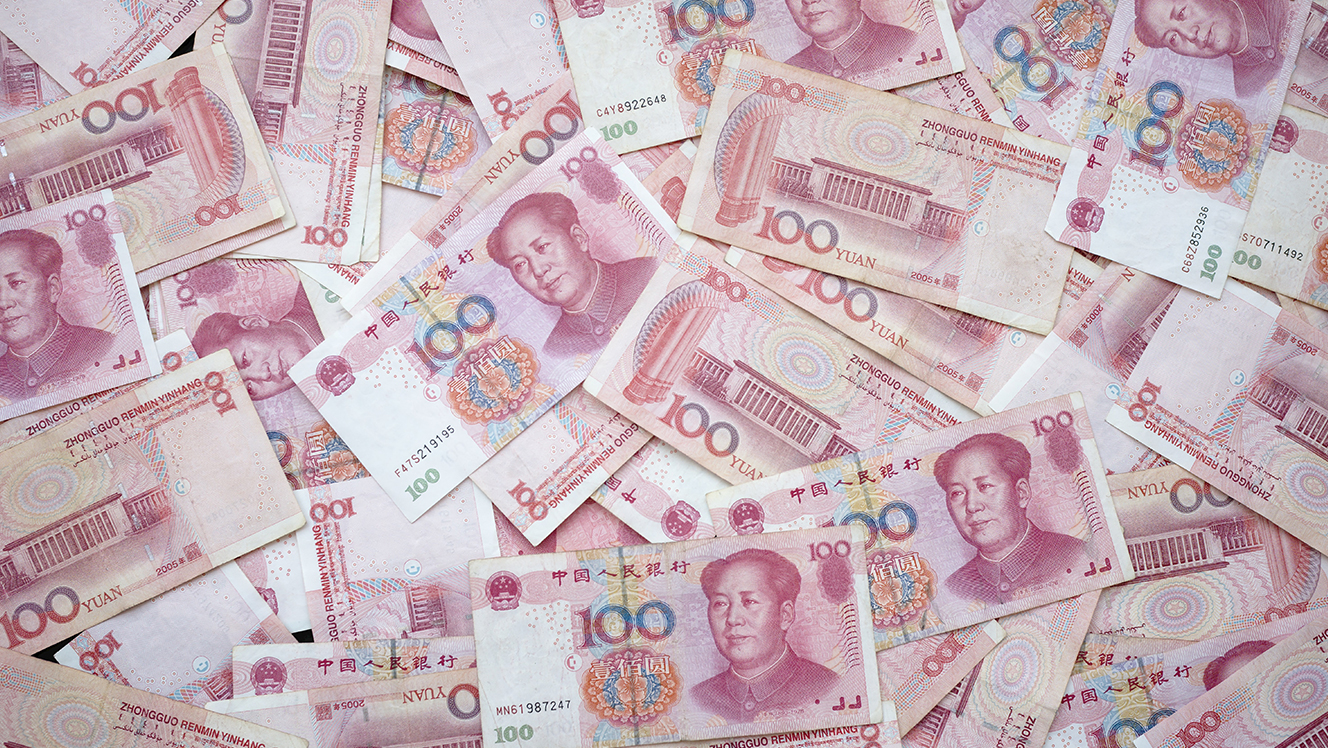 China Renminbi strength means competitiveness gain for India and smaller Asia EM