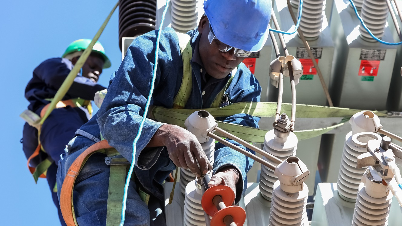 South Africa has to solve the Eskom problem