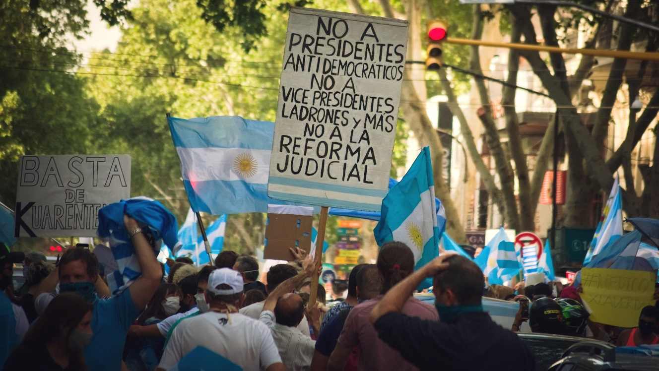 Democracy disappoints in LatAm