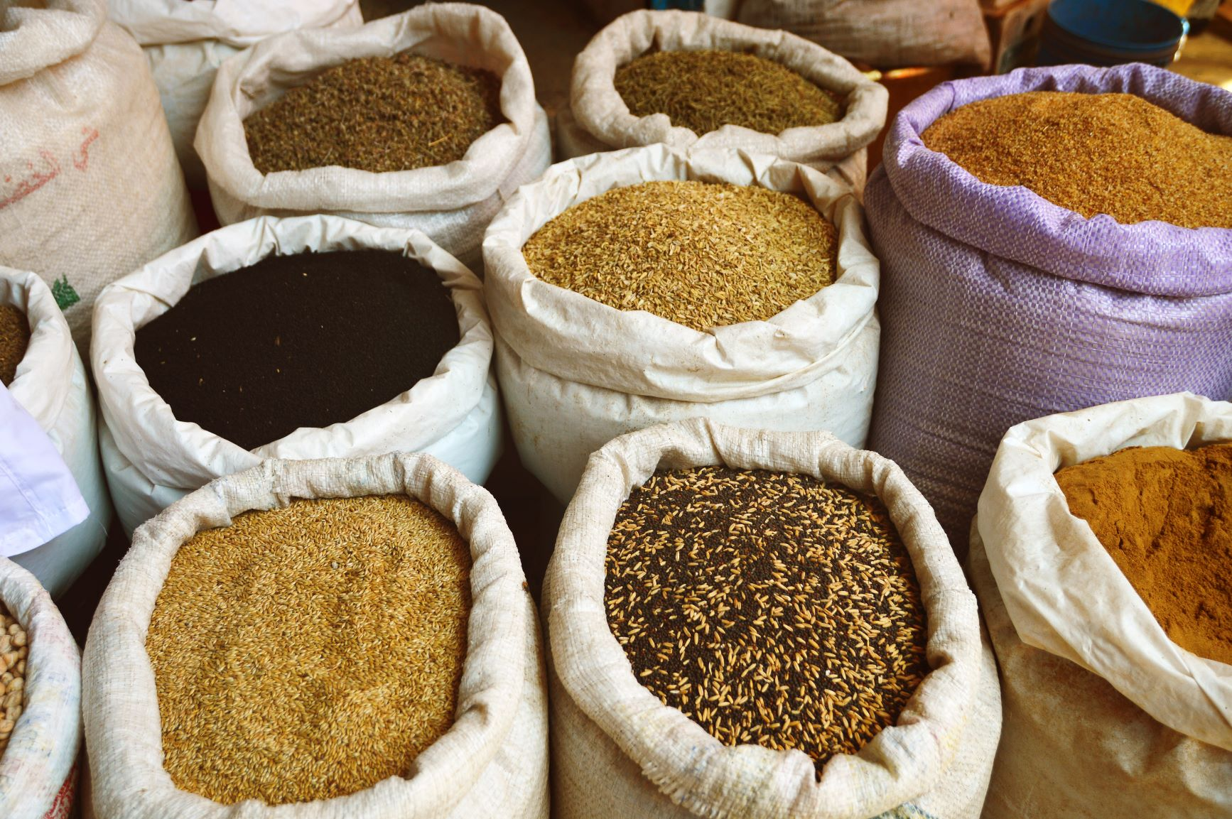 Commodity food prices highest for six years: EM trade winners and losers