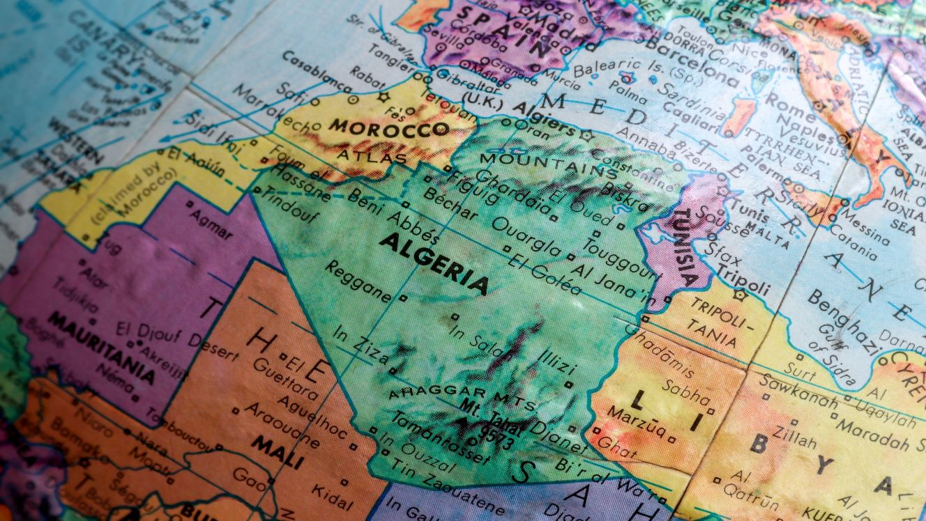 Morocco and Algeria friction