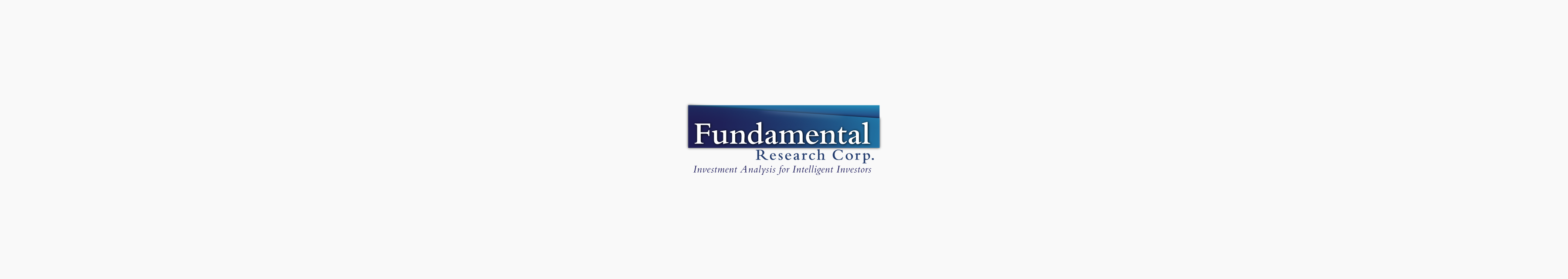 Fundamental Research Corp