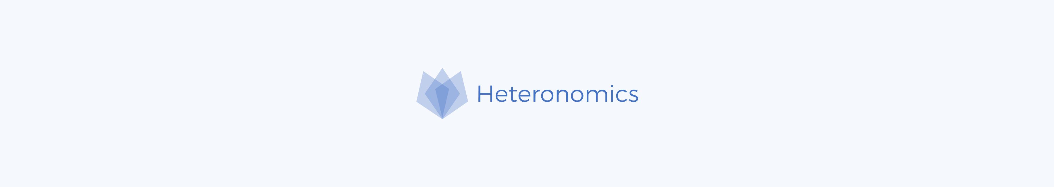 Heteronomics